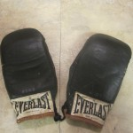 Christine Silverstein Owns Everlast Gloves